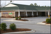 Holly Springs Learning Center Building Front